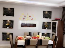 Rose Apartment, Mudanya