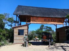 Delih Beach Lodge, Chidenguele