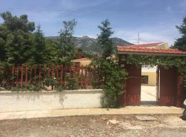 Villa Diagoras, Loutráki