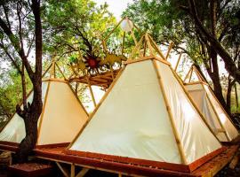 Seles Camping, Каш