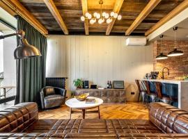 Design Apartment, Tbilisi