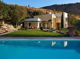 Villa Theodora your luxury magnificant place in the sun, Agia Galini