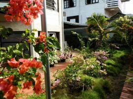 Cardy Appartementen, Paramaribo