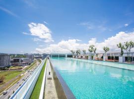 H & Co Seaview Pool Urban Avenue ll, Kota Kinabalu