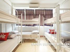 ZEN Rooms Bangkok Hub, Bangkok