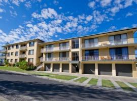 Flinders Lodge 7, Ямба