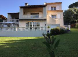 Villa Alba Serena, Vence
