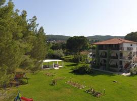 Aegialis Apartments (Dimitros), Vourvourou