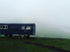 Wagon Glamping in Ysyk-Ata, Syn-Tash