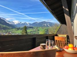 Apartment on the sunny side, Schladming