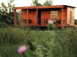 Cabaña Colonia Estrella, Carmelo