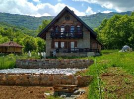 Villa Jovanov, Struga
