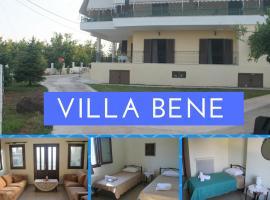 Villa Bene, Préveza
