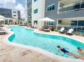 Luxury beach & pool, Punta Cana