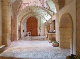 Palazzo Fiorito, Sogliano Cavour