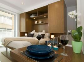 West One Luxury Studio Apartment 06, Гибралтар