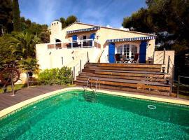 Bandol - Villa Yann, Bandol