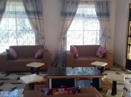 Maxwell House, Marangu