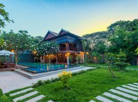 The Parent Lodges, Siem Reap