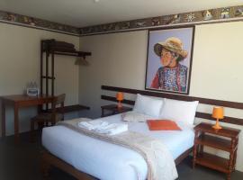 La Pascana del Inka, Chivay