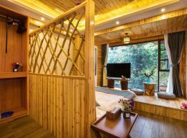 Yueshang Shanshe Guest House, Longsheng