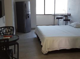 Apartamentos Olejua, 圣玛尔塔