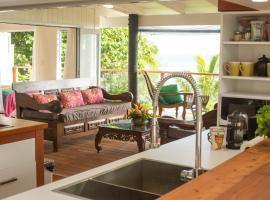 Coco Beach House, Avarua