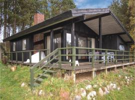 Three-Bedroom Holiday Home in Knebel, Ørby