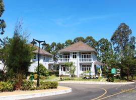 ViVa Villa Phan Thiet, Муйне