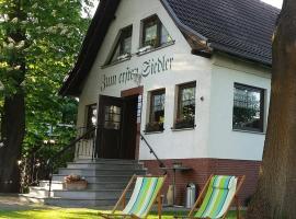 Landhotel Zum ersten Siedler