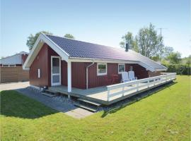 Two-Bedroom Holiday Home in Sjolund, Sjølund