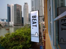 BEAT. Capsules @ Boat Quay, Singapur