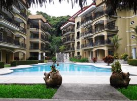 Awesome luminous condo in Jaco area for 5, Jacó