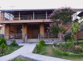 Tsinandali Family House, T'elavi