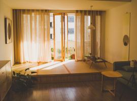 Homey Apartment, Ziyang