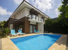 Luxury Villa Evre - 4, Belek