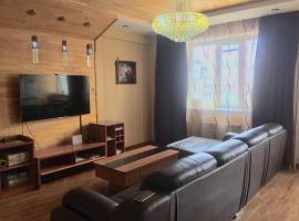Deegii's Apartment, Ulaanbaatar