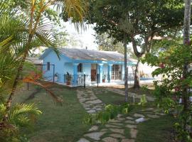 Relais Villa Tobago ...Un sueño Caribeño.., Boca Chica