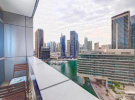 1BR Dubai Marina View, Dubai
