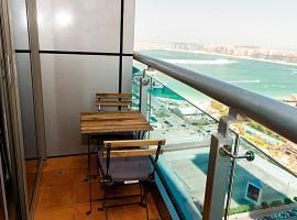 1BR Dubai Marina View Princess Tower 280S, Dubai
