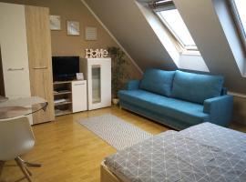 Centrum Apartman, Eger