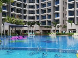 Discovery Apartment @Atlantis Melaka, Malakka