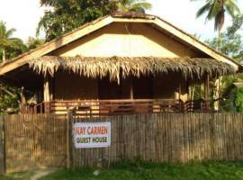 Nay Carmen Guesthouse, Barton