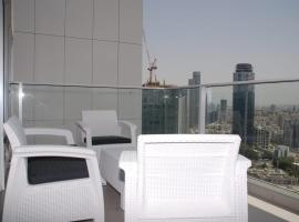 New City View Apartment, Tel Awiw