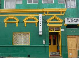Hostal El Mirador, Punta Arenas