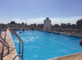 Aravena Departamentos, Santiago
