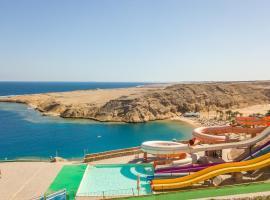 Red Sea Taj Mahal Resort and Aqua Park, Hurghada