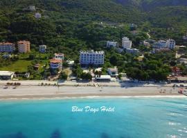Hotel Blue Days, Borsh
