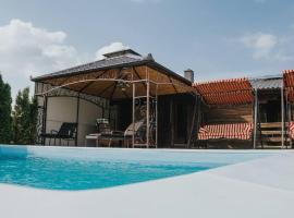 Villa on River Una, Bihać