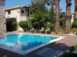 Castello Bellos Villas & Apartments, Keríon
